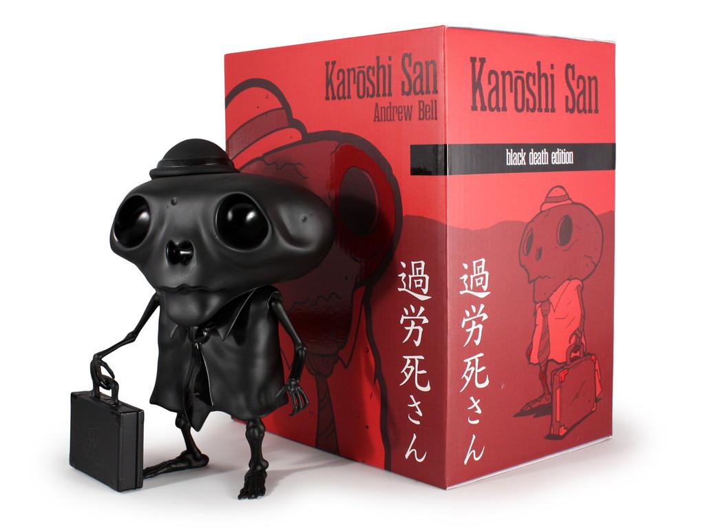 Karoshi San : Black Death Edition