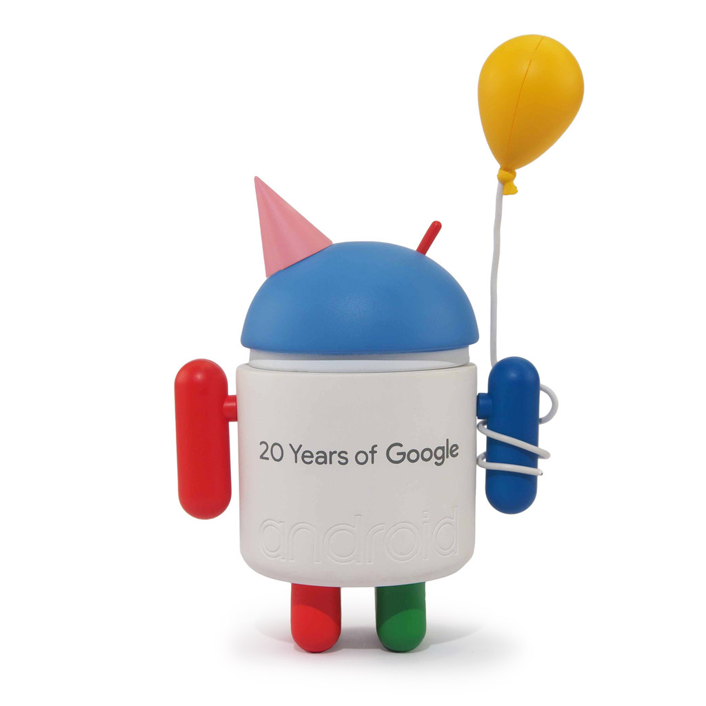 Mini Special Edition - 20 Years of Google