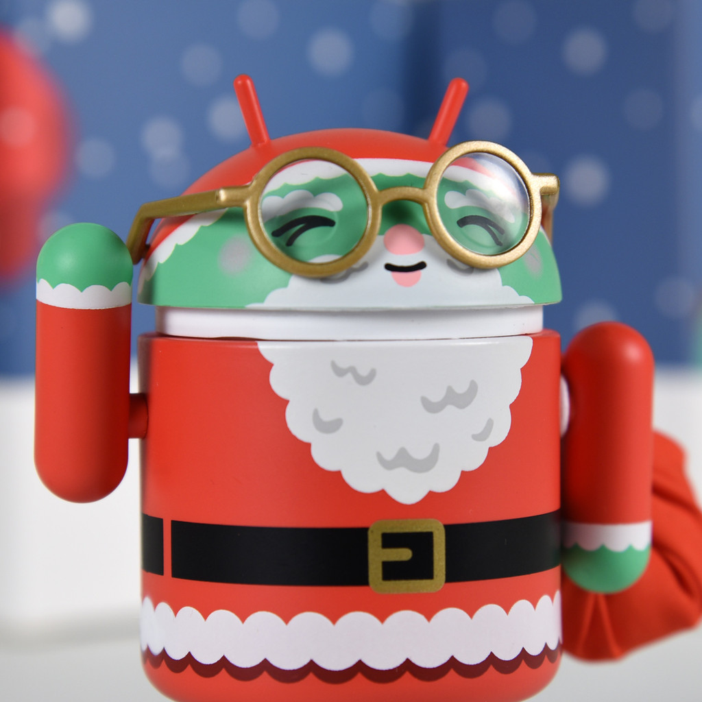 Android Mini Special Edition - Santa Claus