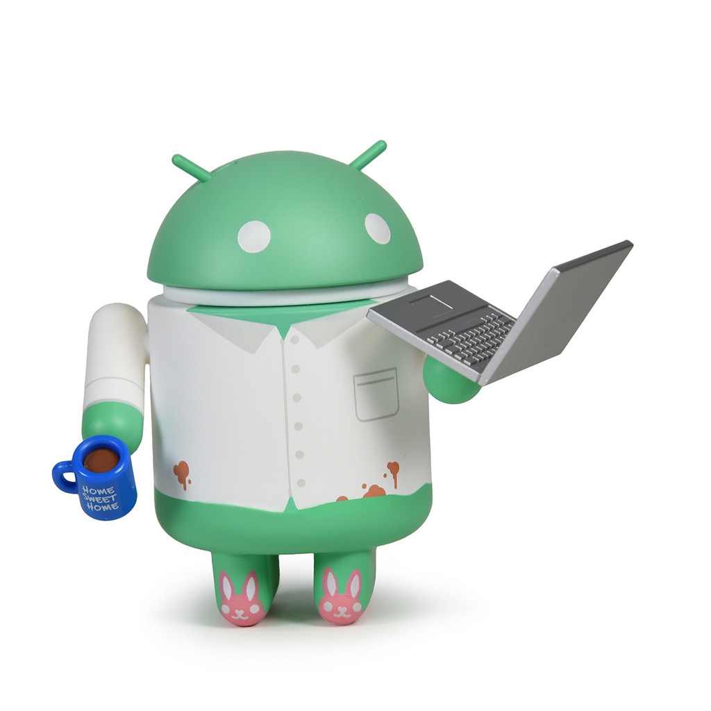 Android Mini Special Edition - Work From Home : The Return
