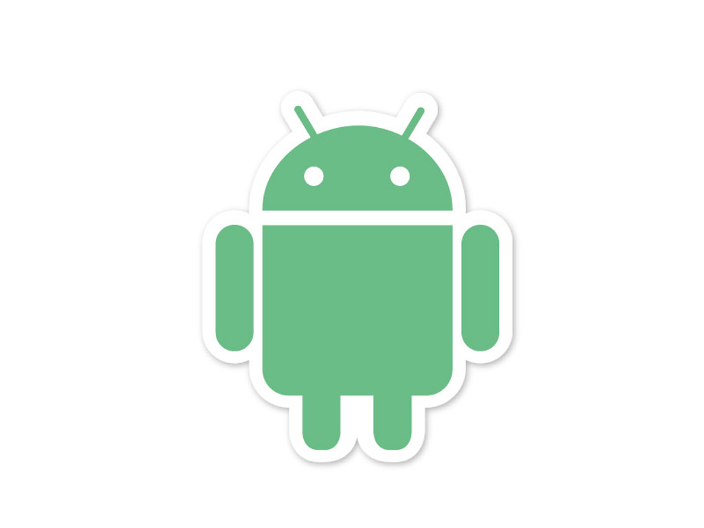 Standard Android Sticker