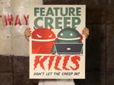 Feature Creep Kills Print
