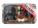 O-No Sushi vinyl set - Black