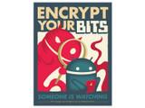 Encrypt Your Bits Print