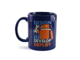 Design Develop Deploy Mug