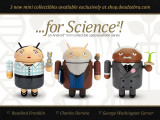 Android Mini For Science Series 2- Set of 3 (damaged box)
