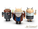 Android Mini For Science - Charles Darwin