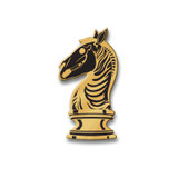 Last Knight Enamel Pin Gold Edition