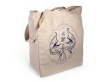 Mushroom Brothers Tote Bag