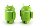 Android Mini Series - Standard Green