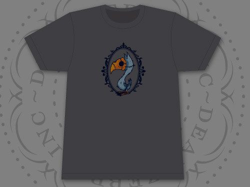 FEEDER BIRD T-SHIRT
