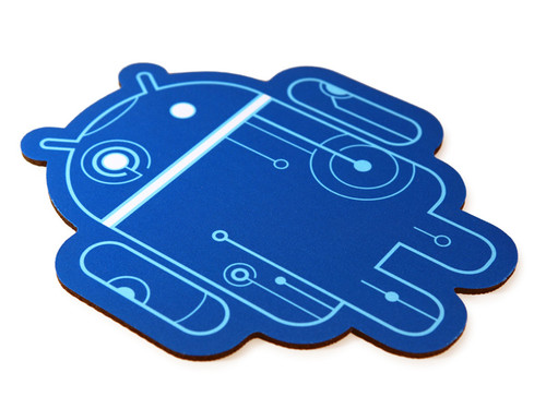Android Foundry Cloth Mouse Pad