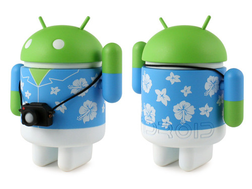Android Mini Special Edition - BBQ Blue