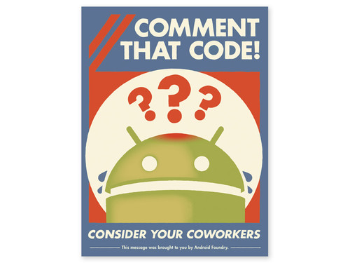 Comment that Code Print