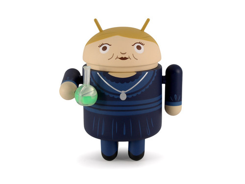 Android Mini For Science - Marie Curie