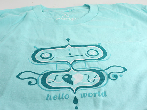 Android Foundry Hello World T-Shirt