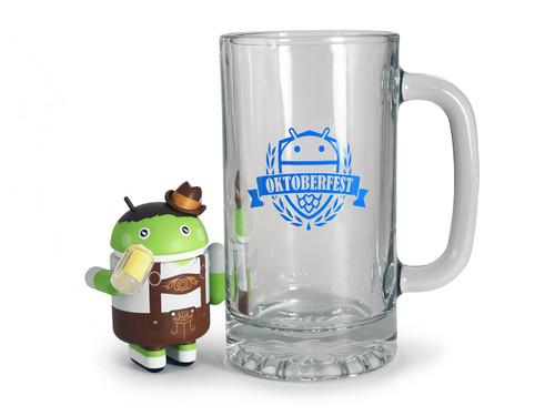 Android Oktoberfest Mug