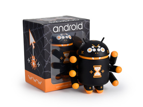 Android Mini Special Edition - Webcrawler
