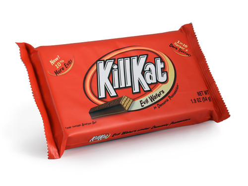 Kill Kat - Milk Chocolate