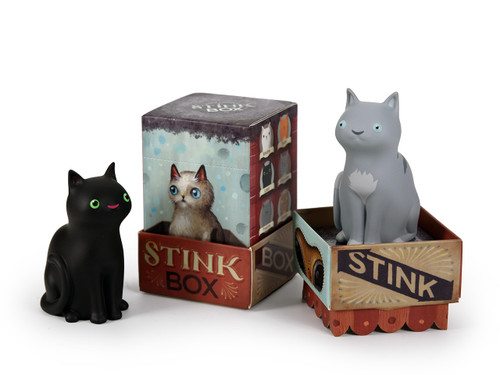 Stink Box Cat