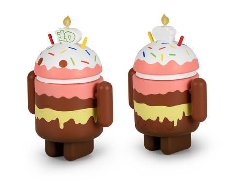 Android Mini Special Edition - 10Y Cake