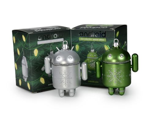 Android Mini Special Edition - Ornamental (SILVER)
