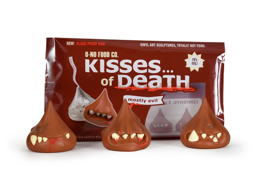Kisses of Death - Mostly Evil