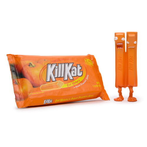 Kill Kat - Poison Pumpkin Spice (signed)