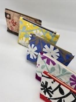 Basic Zipper Bag Pattern