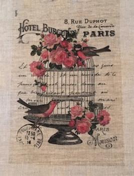 Hotel Burgondy