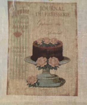 Journal Du Patisserie Roses
