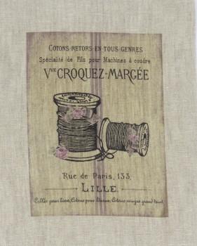 Vve Croquez-Margee