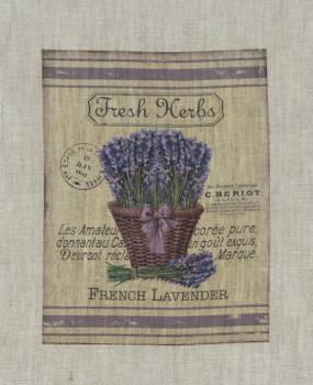 Fresh Herbs French Lavender