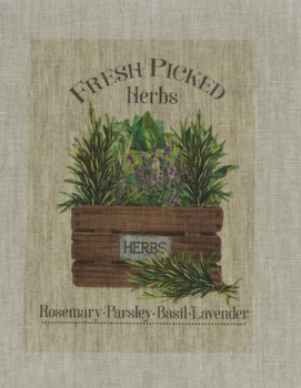 Fresh Picked Herbs