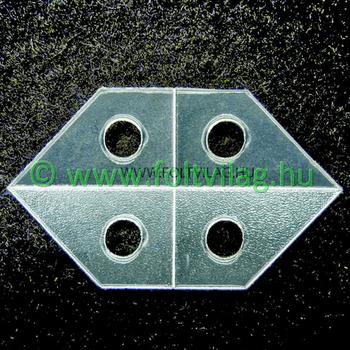EZPiecer 90° Long Hexagon