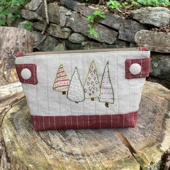 Joy of Giving Mystery Sew A Long Basic Zipper Tree Bag KIT