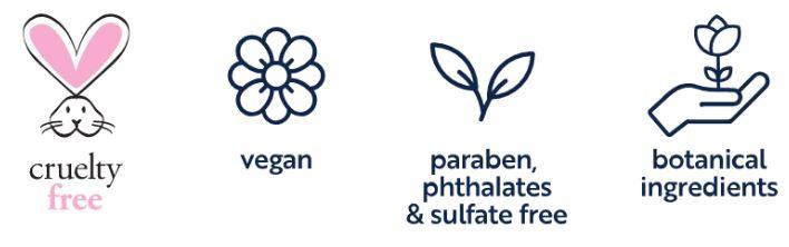 eye cream Vegan Paraben phtalates and sulfate free ngo animal test