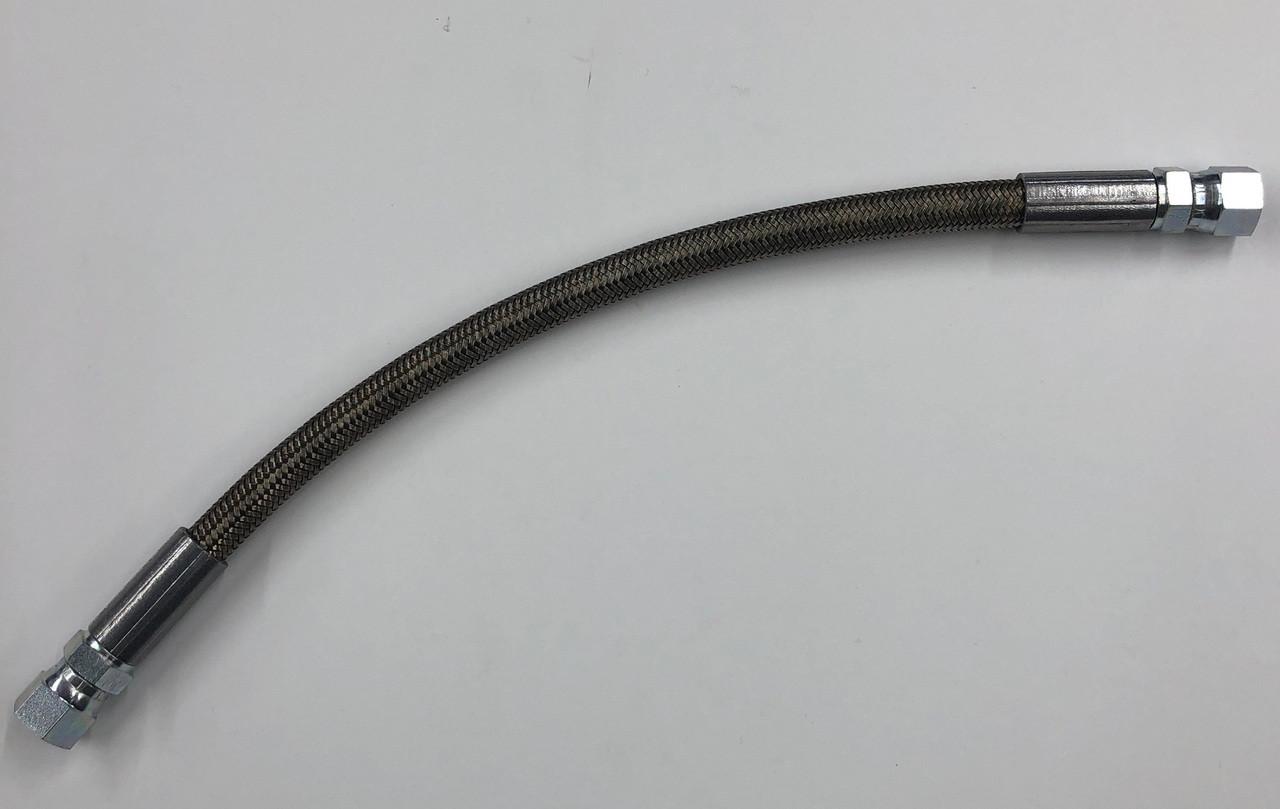 1 Ft. #6 Return Line (Steel Braided)