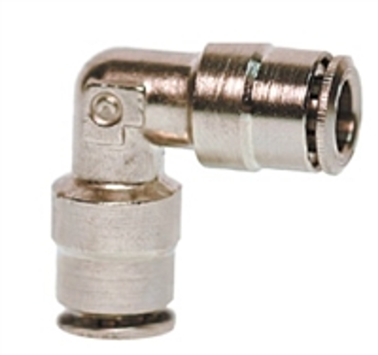 3/8 Push Lock Union-90
