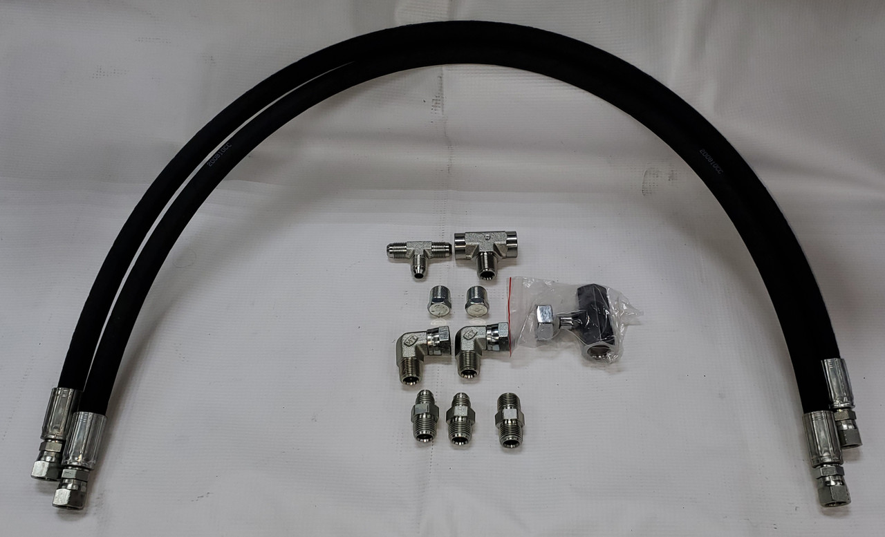 ADD A 3RD PUMP FITTING KIT   ***only works if you have 2 of our double dump setups already***