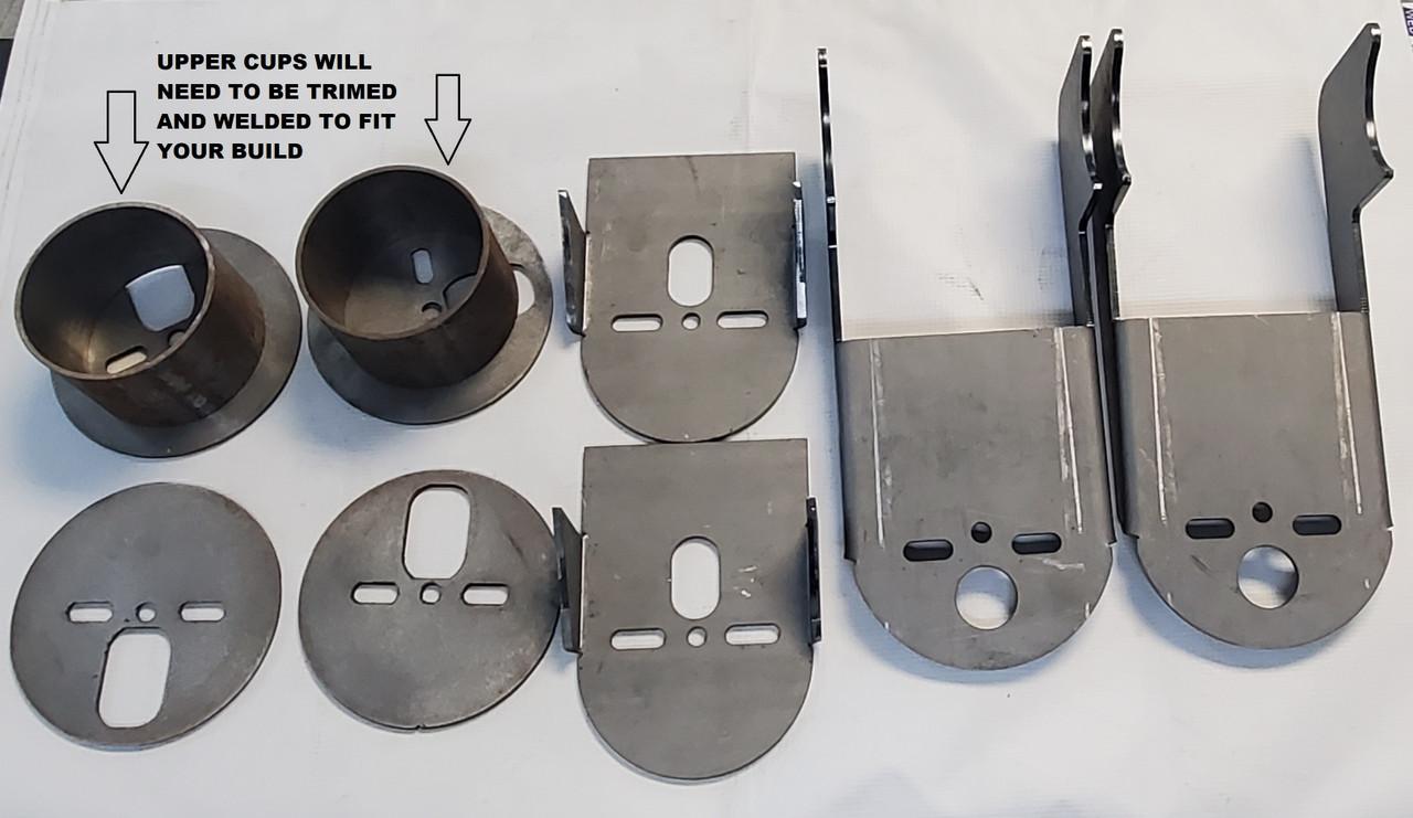 D.I.Y AIR BAG bracket kit