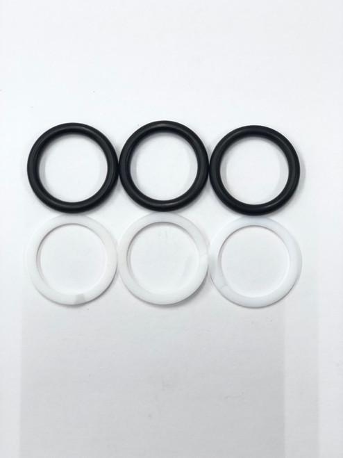 Triple Seal O-Ring Kit (Med)