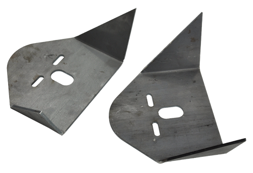 Bat Wing Air Bag Brackets (pair)