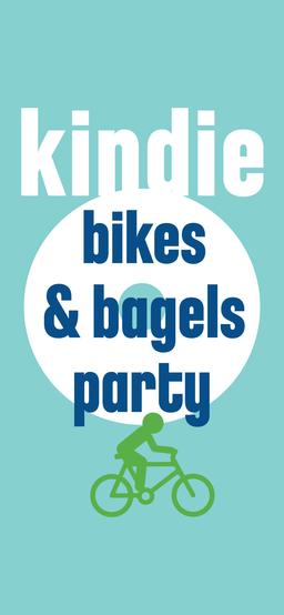 Kindie Bikes & Bagels Party