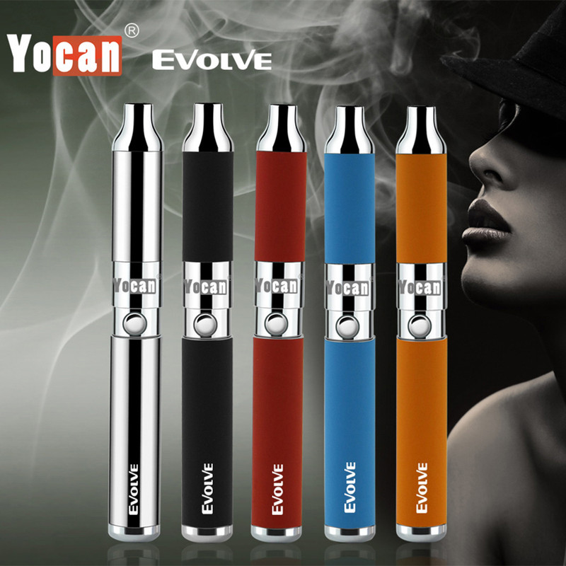 Yocan Evolve Kit 650 mAh (Wax/Oils)