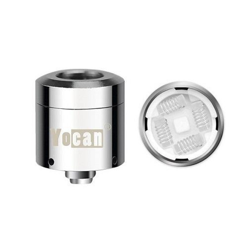 Yocan Loaded Quad Coils 5's Pack...Sale!