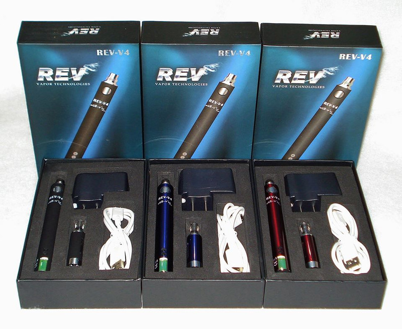 REV V4 Kit, 1300 mAh, Variable Watts...Closeout!