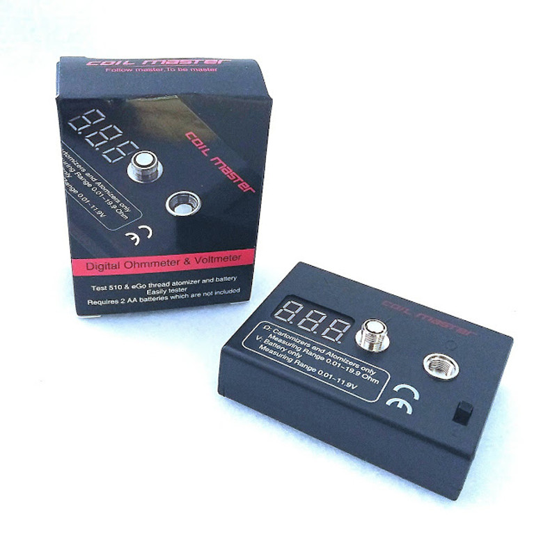 Coil Master Ohm Reader...Sale!