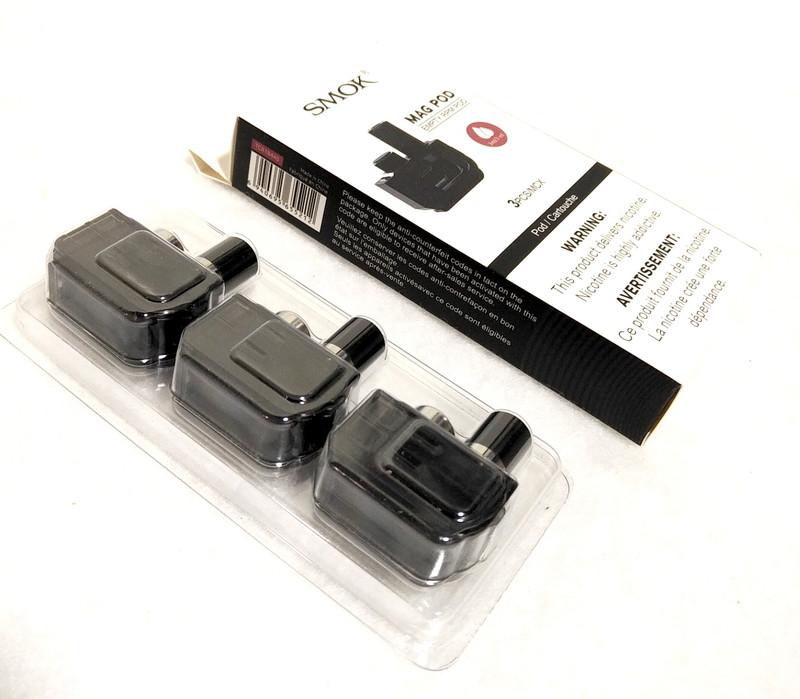 Smok Mag Pod (Empty Pod) 3ml Capacity, 3's Pack...Sale!
