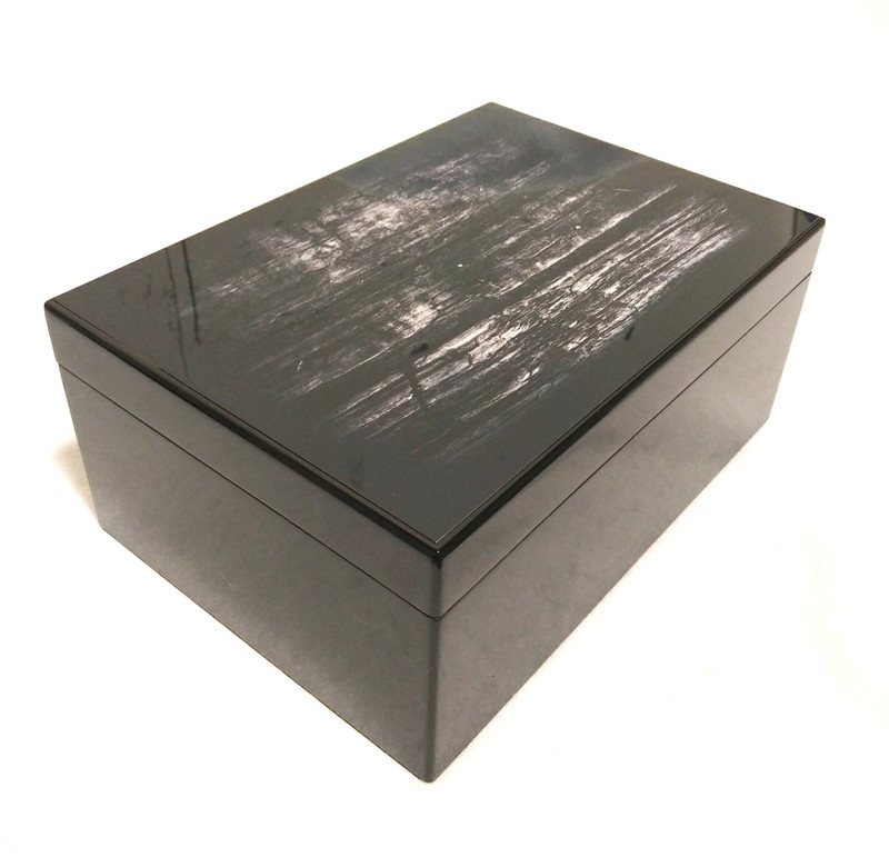 "Humidor - ""Ship Wood"" Limited Edition, 50 ct...New!"